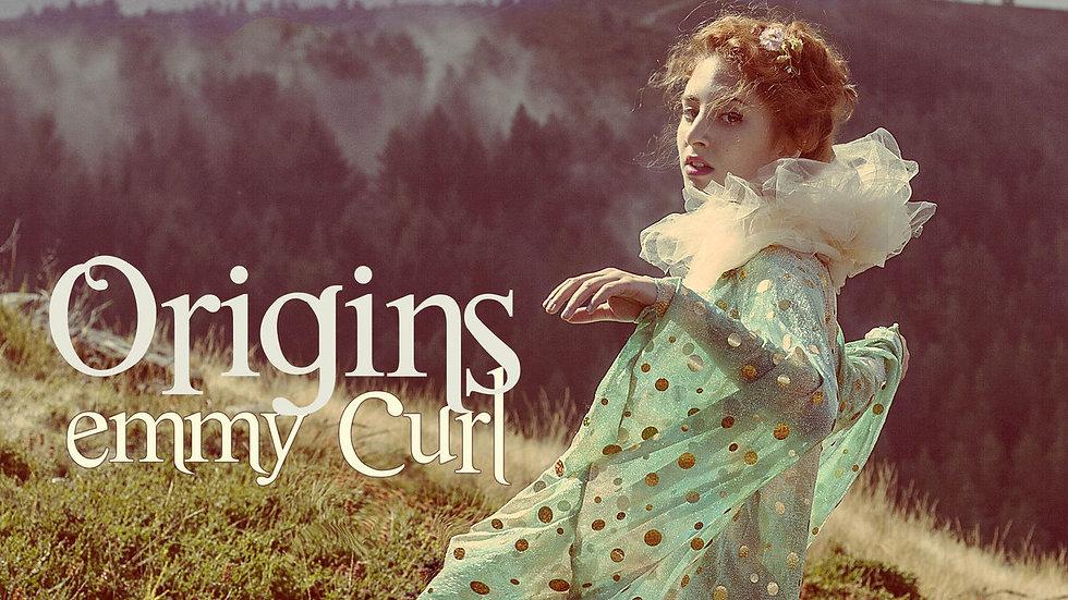 emmy Curl - Origins (CD Album)