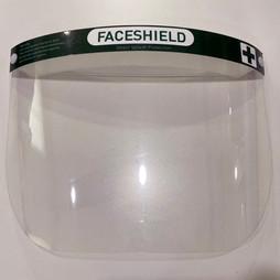 Plain View Face Shield