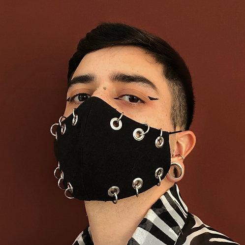 PIERCED//Face Mask