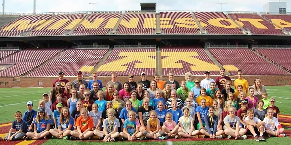 Gopher Dairy Camp