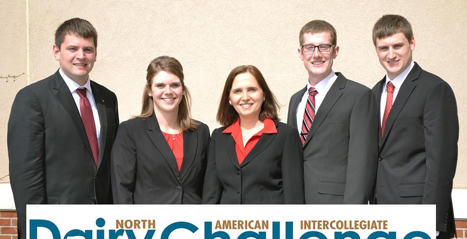 2016 NAIDC team