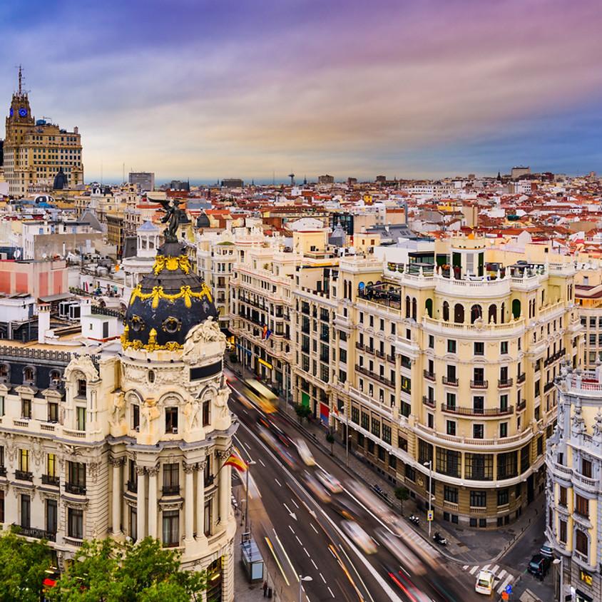 Swiss Council Study Tour 2021 I Madrid