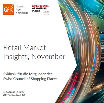 Retail Market Insights, Oktober 2020