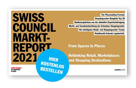 Swiss Council Markteport 2021