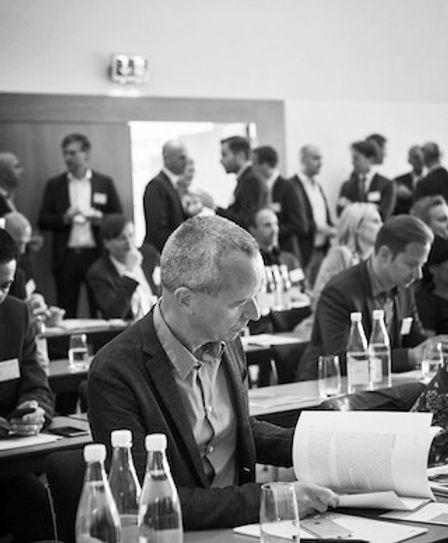 Swiss Council Community Member meet Memb