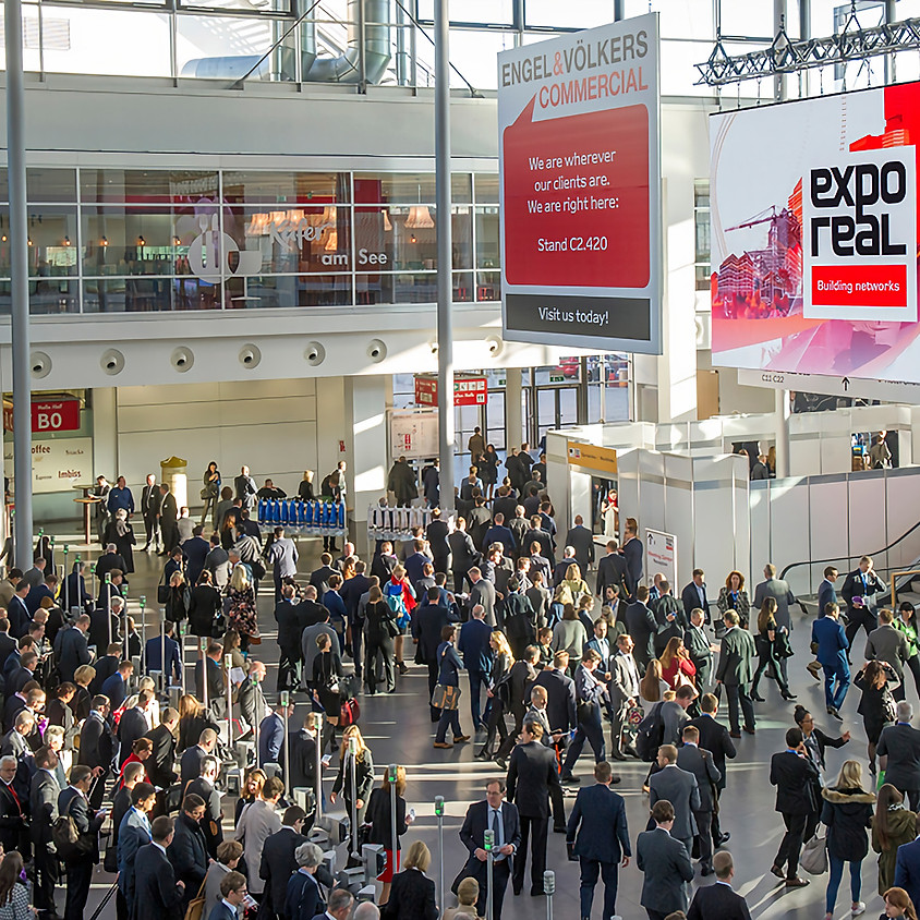 Swiss Circle RETAIL CLUSTER an der Expo Real 2019