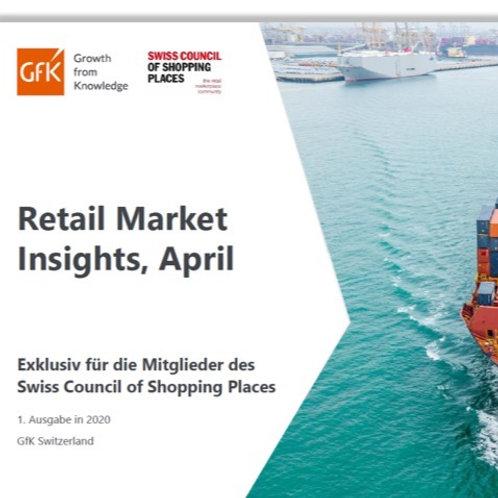 Retail Market Insight, April 2020