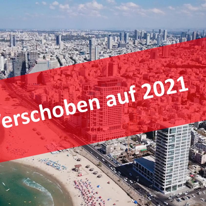 VERSCHOBEN AUF 2021 I Swiss Council Study Tour I Tel Aviv-Jaffa ISR