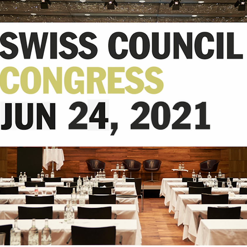 3. Swiss Council Congress 2021 - The Placemaking Conference