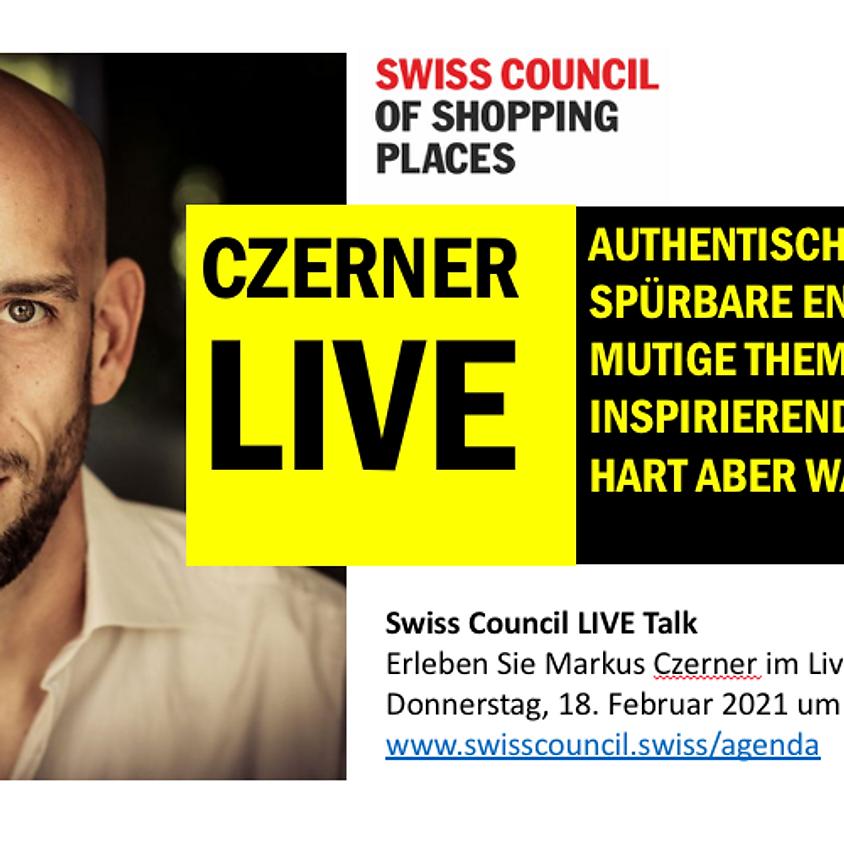 Czerner LIVE  I Teil 2