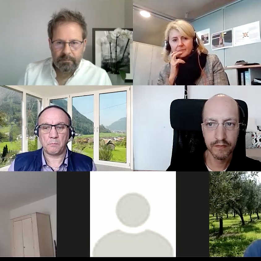 ONLINE - Swiss Council LIVE Chat Mai 2021