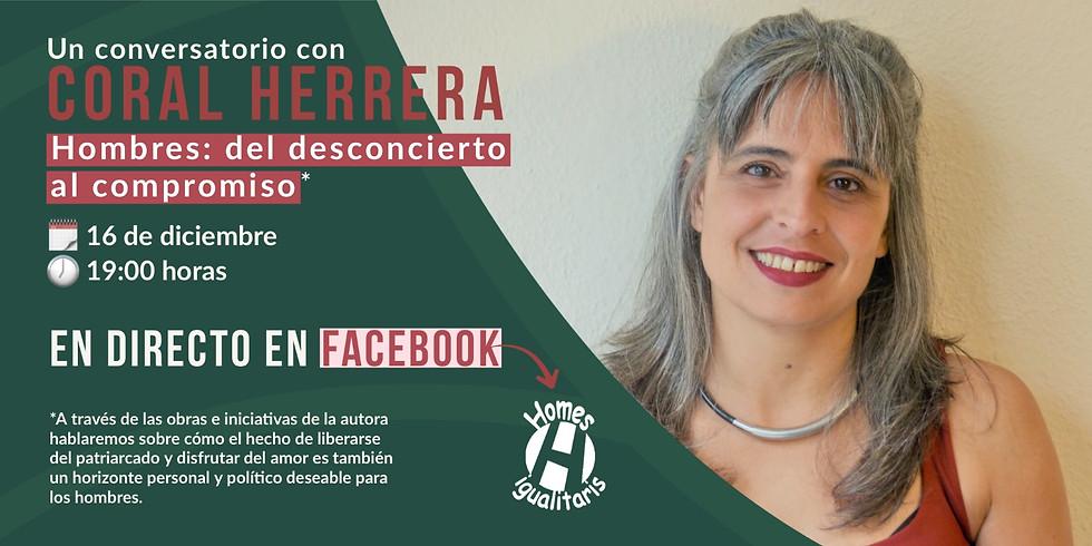 Conversatorio con Coral Herrera