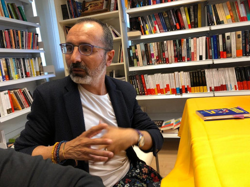 Conversa amb Octavio Salazar