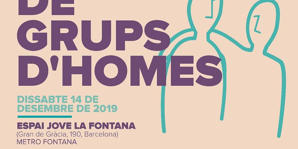 XI Encuentro Catalán de Grupos de Hombres