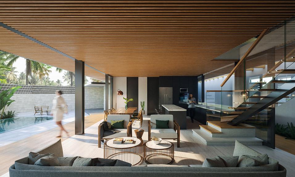 Babakan House - Bali / Arkana Architects