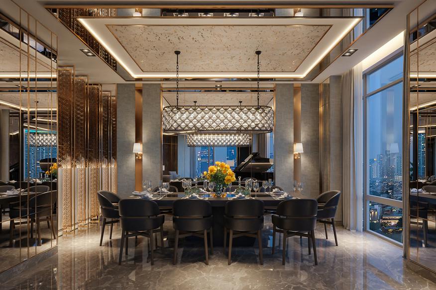 Four Seasons Residences - Jakarta / Reco RE & Axis ID Pte Ltd