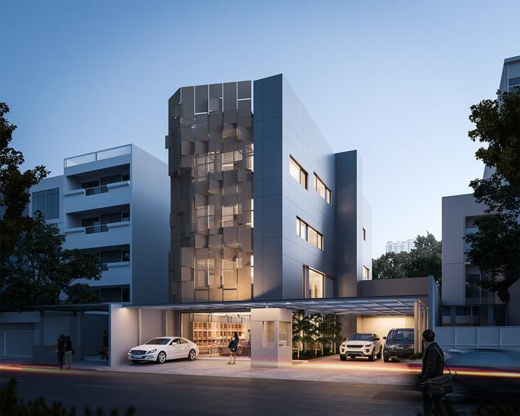GCM - Indonesia / HMP Architects