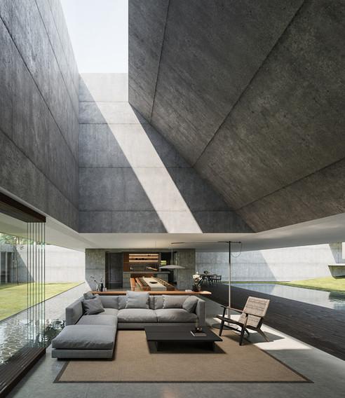 B House - Batam / Andra Matin Architects