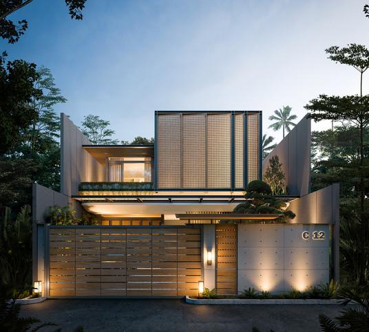 Holis House - Indonesia / Studio Avana