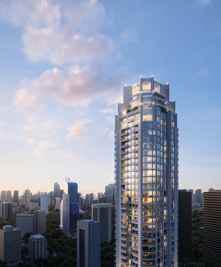 Four Seasons Residences - Jakarta / Reco RE & Bensley