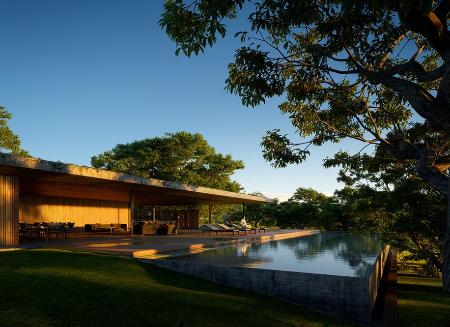 Planar House - Brazil / Studio MK27
