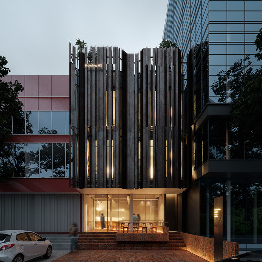 BHQ - Jakarta / Arti Design