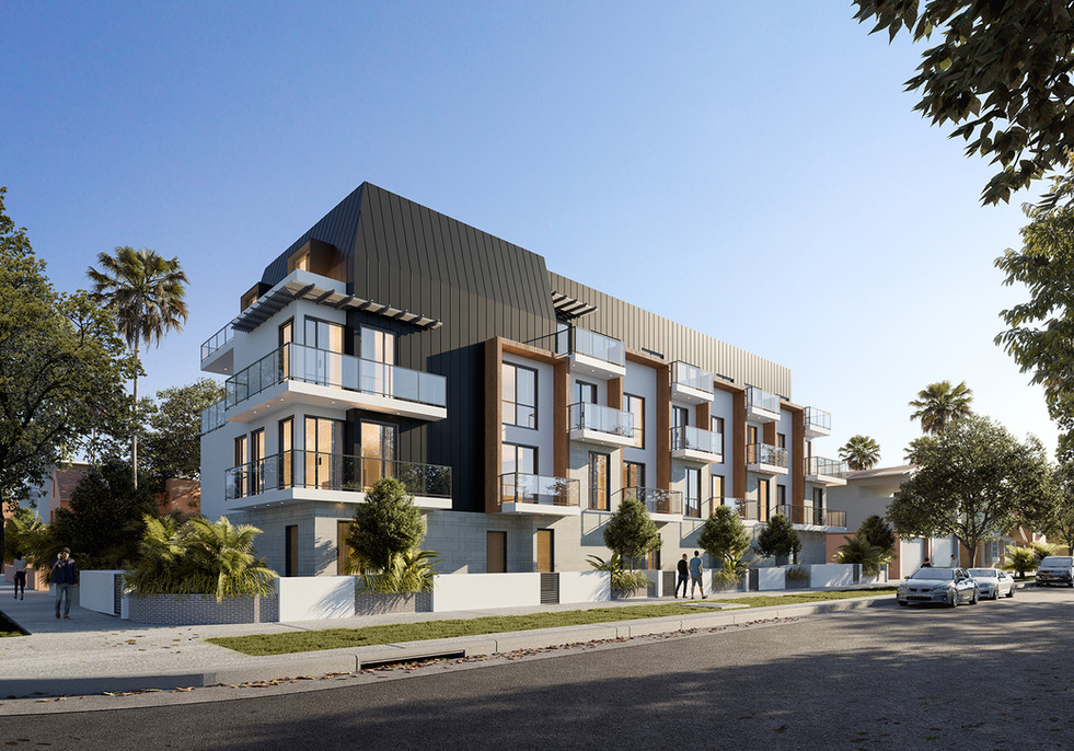 Vista Housing - California / Siam Architects