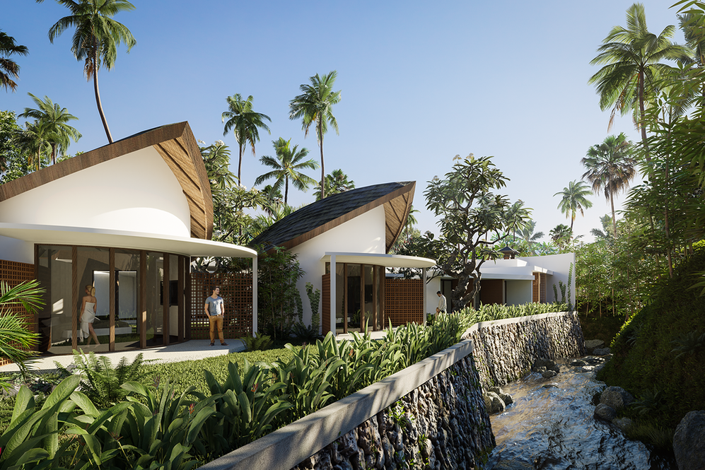 Villa De Moksha - Bali / Arkana Architects
