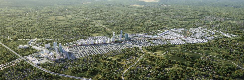 Tenjo Podomoro City - Indonesia / Agung Podomoro Land