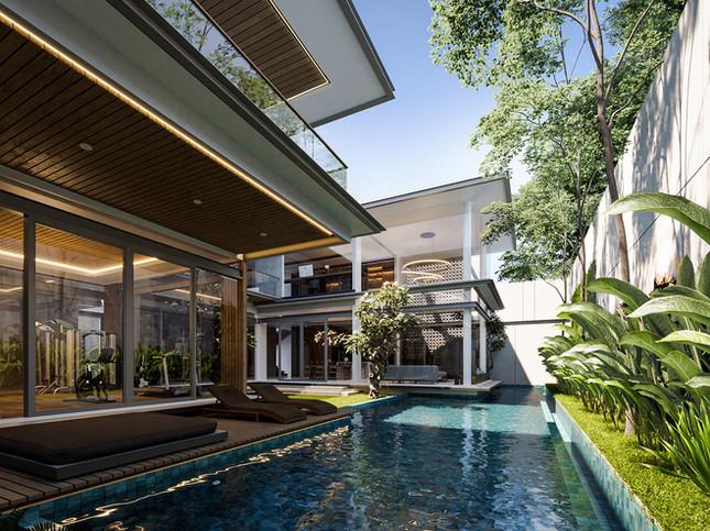 Pontianak House - Indonesia / Rakta Studio