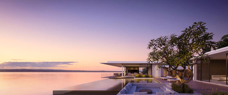 Cove 55 Villa - Malaysia / Studio Goto
