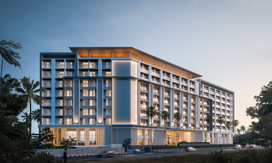 PPV Hotel - Indonesia / Ar+Ds Architects