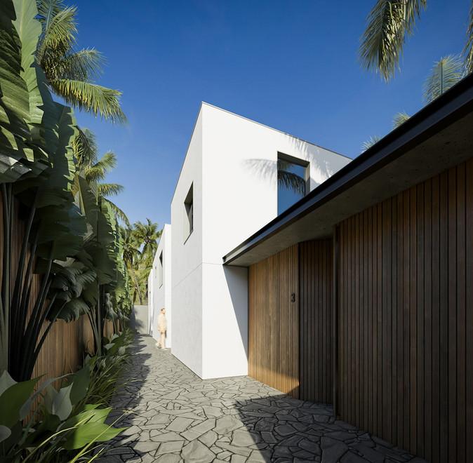 Ubud House - Bali / Erik Fatono