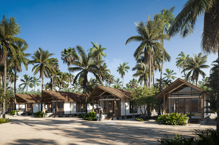STR Resort - Malaysia / Arkana Architects