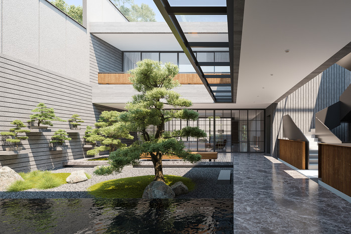 V7 House - Indonesia / Ricky Go Architect