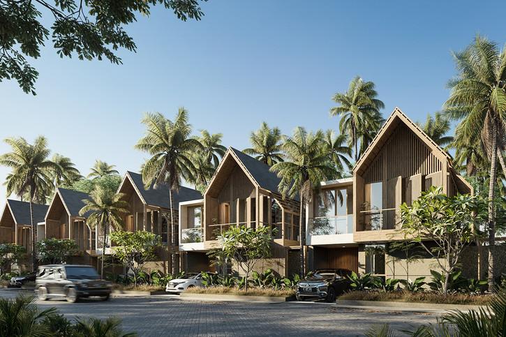 Damara Village - Bali / Prau Architects