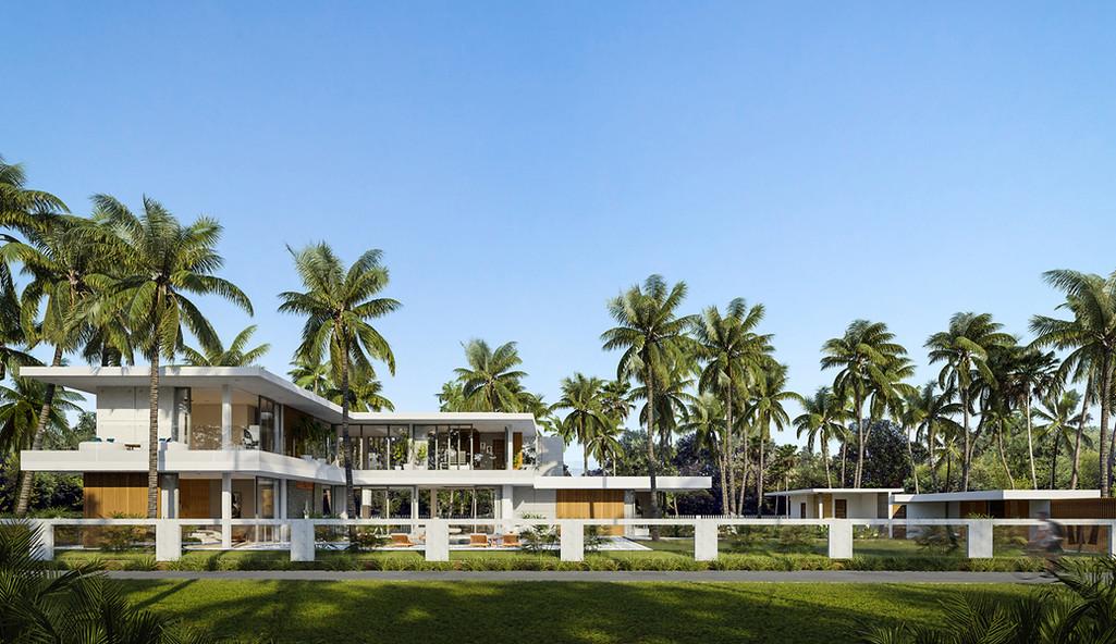 Vadim Ubud - Bali / Lumbung Architects