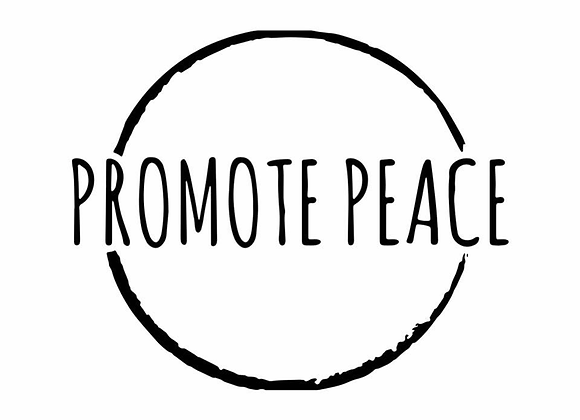 Promote Peace Collection