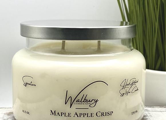 Maple Apple Crisp
