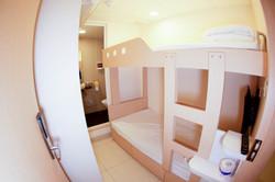 經濟雙床房 Basic Twin Room