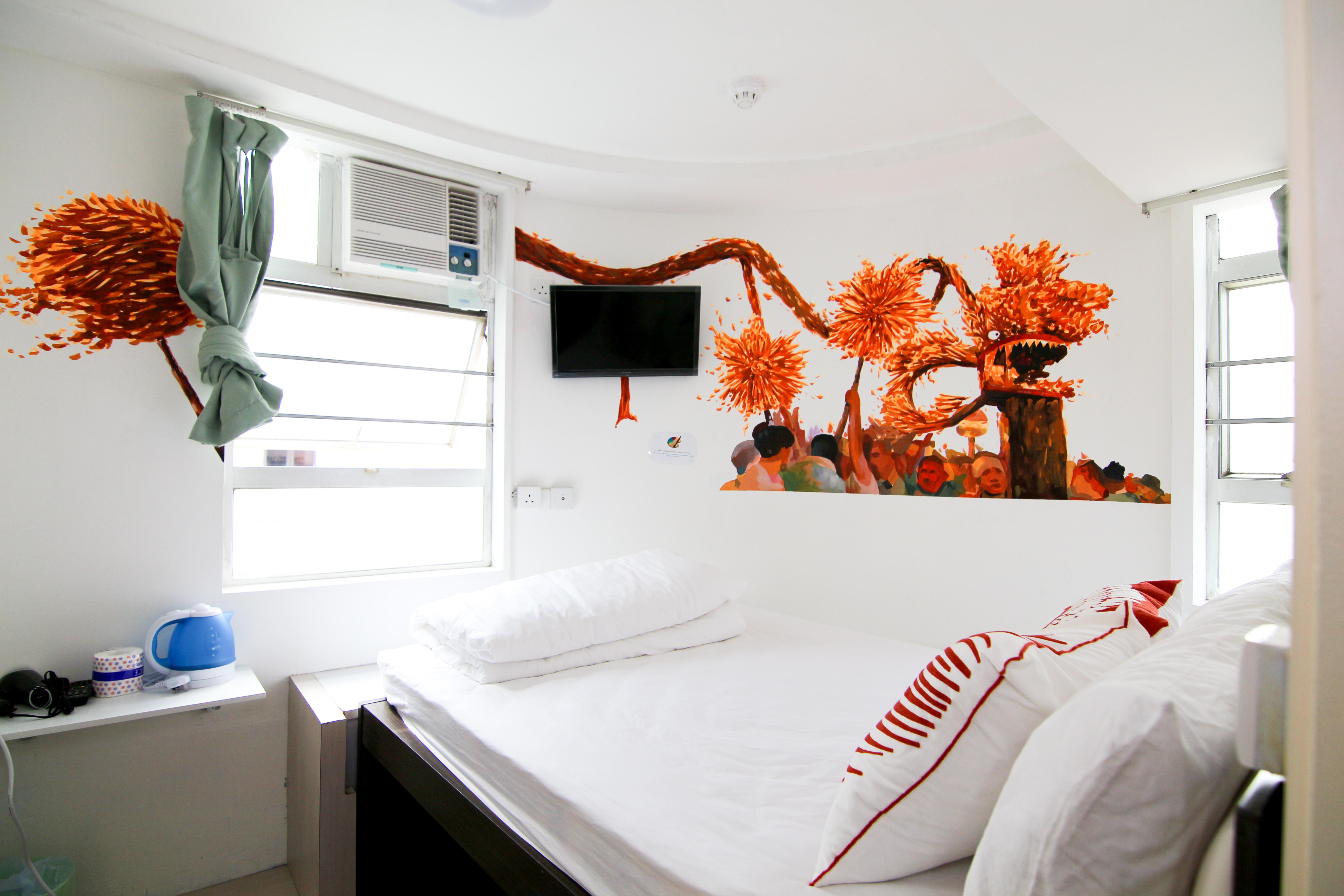 雙人房 Double Room