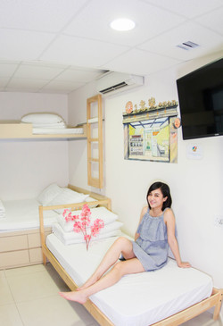 四人房 Quad Room