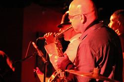 Toronto saxophonist Igor Babich