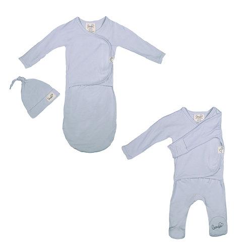 Baby Bundle - Mist Bag Set & Footie
