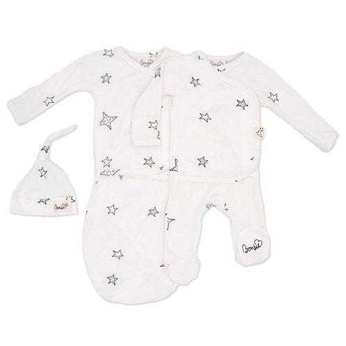 Baby Bundle - Star Bag Set & Star Footie