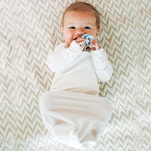 Baby Bag Set - Milk
