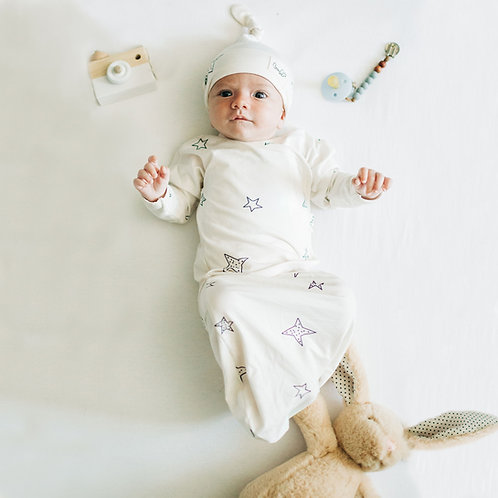 Baby Bag Set - Stars