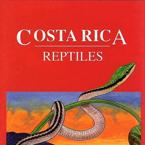 Costa Rica Reptiles Wildlife Guide
