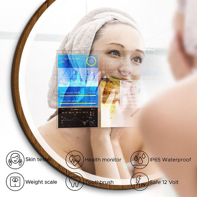 Smart Spiegel Mia