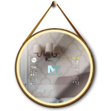 Mia der runde Smart Spiegel